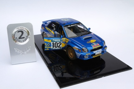 Silver Modelforce 2011 (Masters category)
