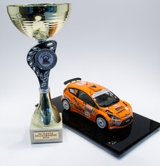 "2nd price rallycars ""On the road"" Jabbeke 2014"
