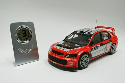 Bronze Modelforce 2009 (Masters category)